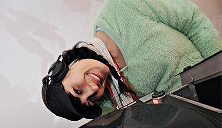 DJ Clara Bailar