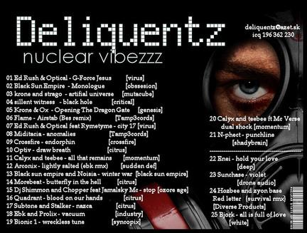 Deliquentz - Nuclear Vibezzz