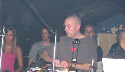 DJ Jeroen Liebregts