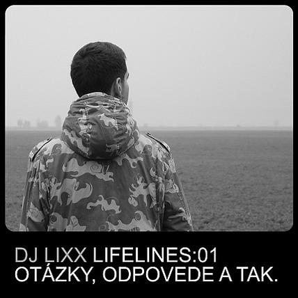 Dj Lixx - Lifelines01 FRONT