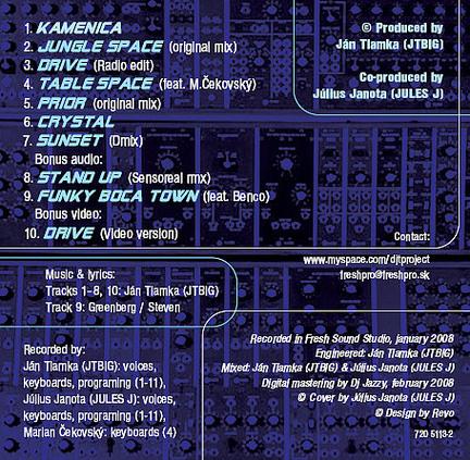 cover DjTproject - Prior (back)
